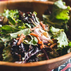 Menus Salades