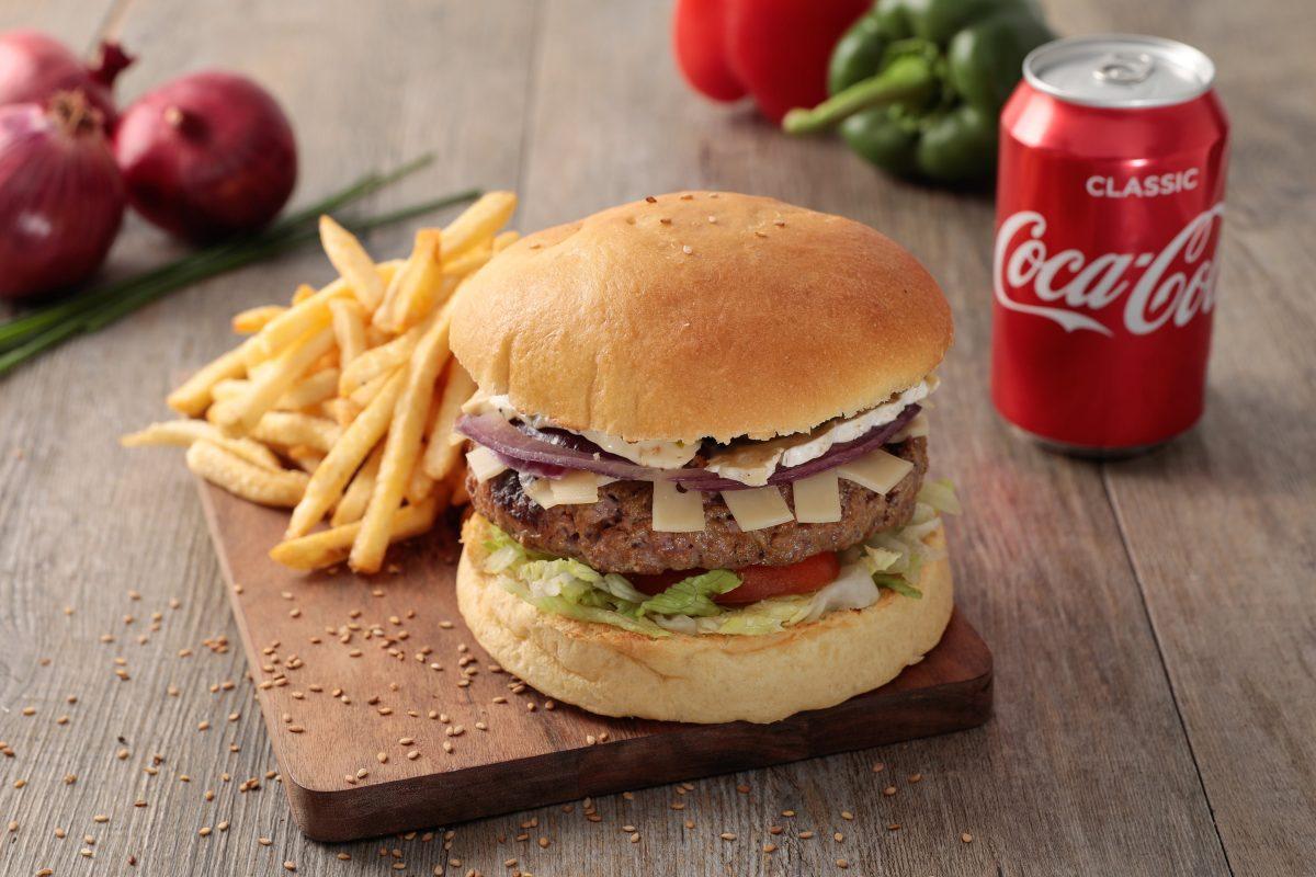 Menus Burgers
